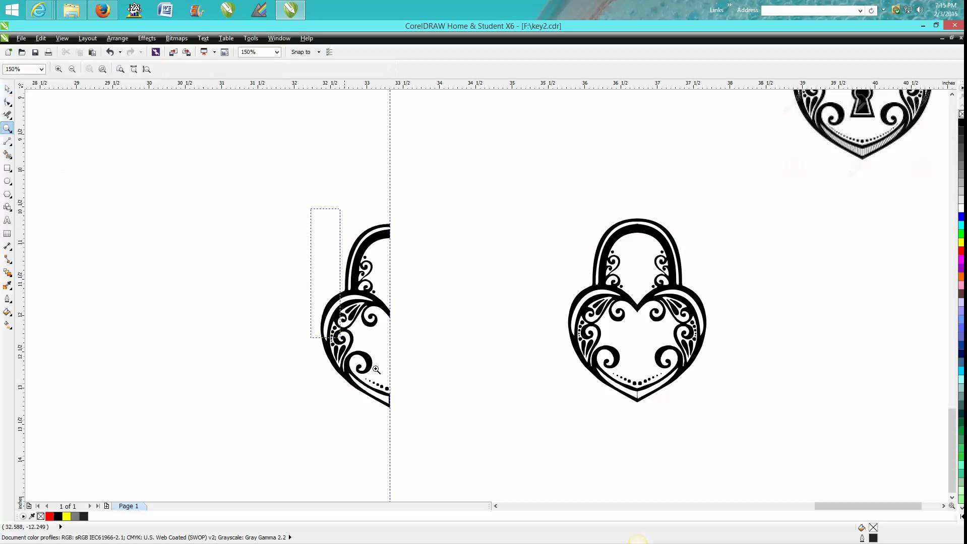 Corel Draw Tips & Tricks Clip Art clean up with a Twist.