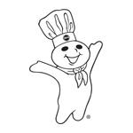 Similiar Pillsbury Doughboy Clip Art With Bling Keywords.
