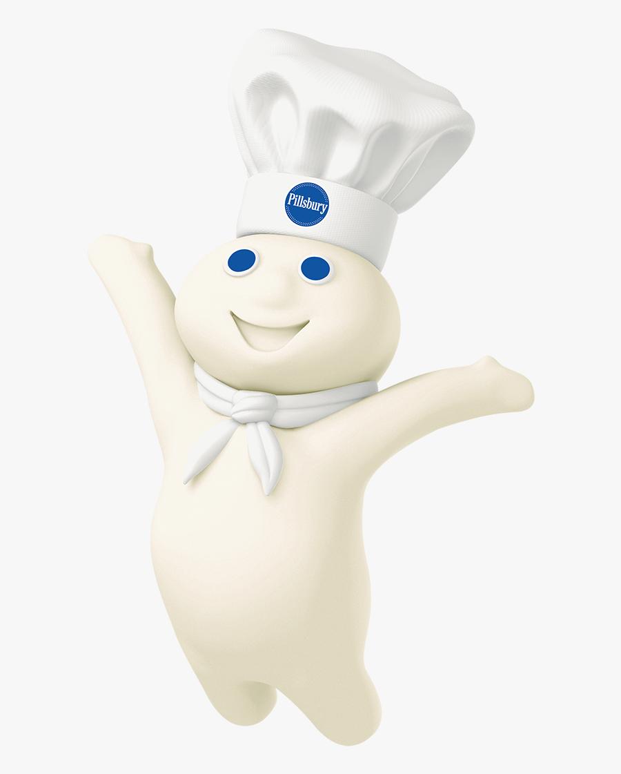 Transparent Pillsbury Doughboy Png , Free Transparent.