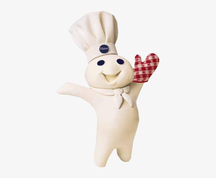 Download Free png Poppin\' Fresh, The Pillsbury Dough Boy.