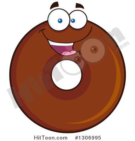 Doughnut Clipart #1.
