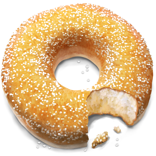 Donut PNG Image.