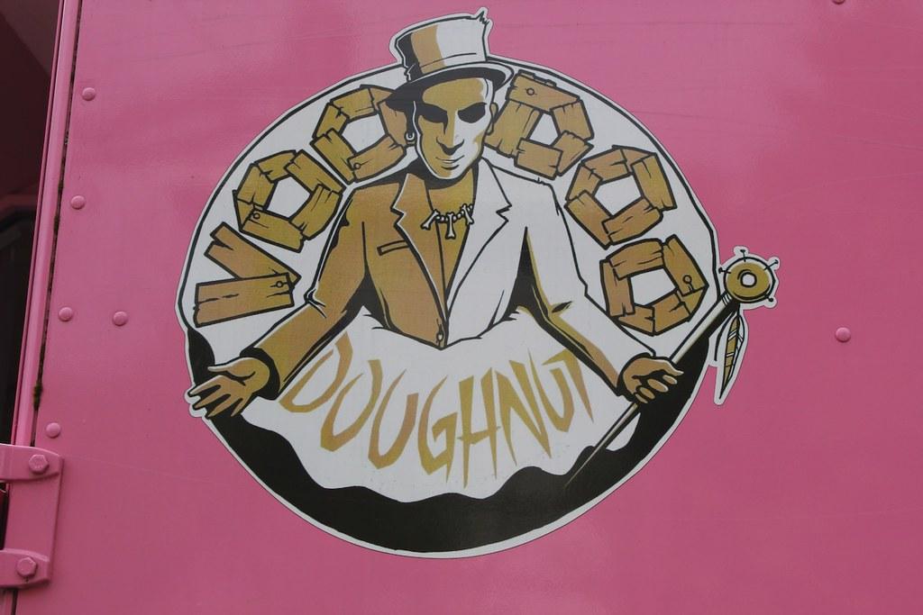 Voodoo Doughnuts Logo.