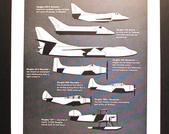 Douglas aircraft.