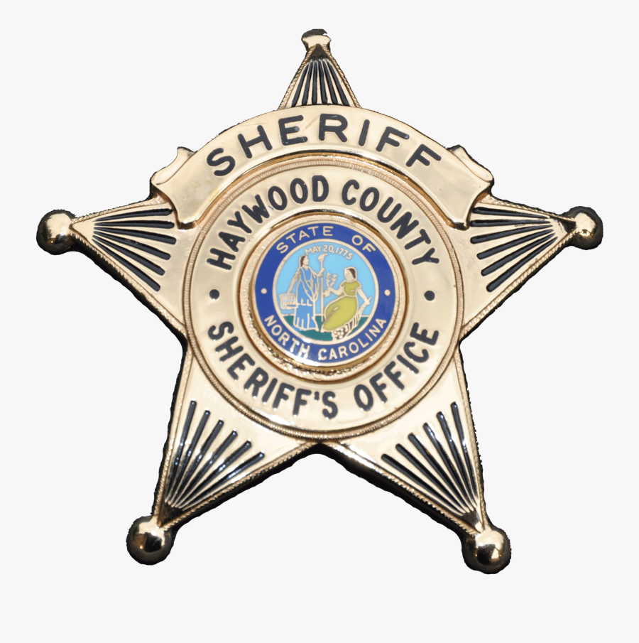 Transparent Sheriff Badge Png.