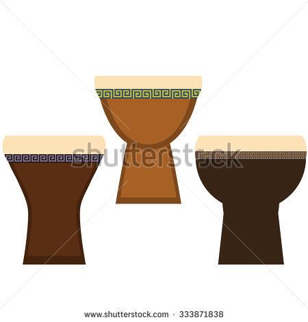 Doumbek Stock Vectors & Vector Clip Art.
