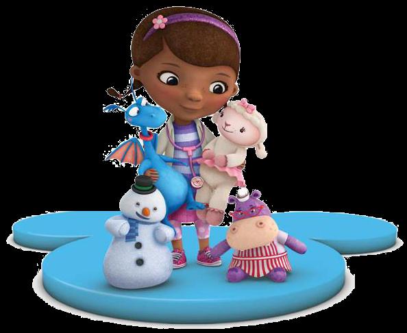 Imagens e fundos para Festa Doutora Brinquedos!.