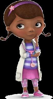 Doutora Brinquedos (Doc Mcstuffins).