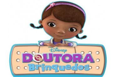 Display Doutora Brinquedos.