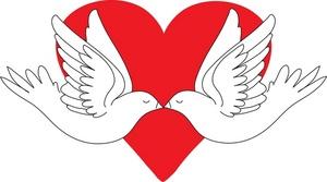 Free Dove Valentine Cliparts, Download Free Clip Art, Free.