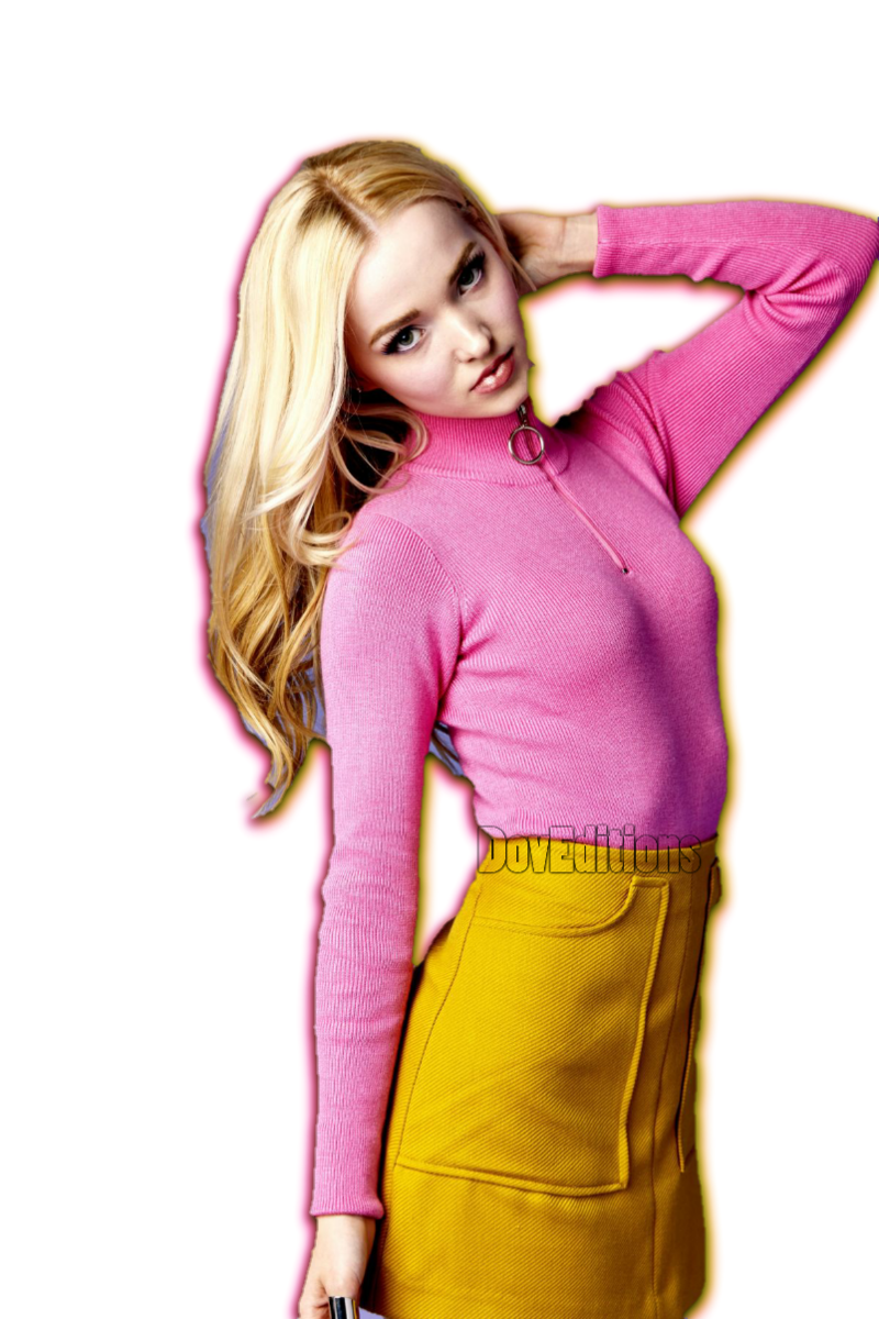 Download Free png Dove Cameron PNG Transparent Photo.
