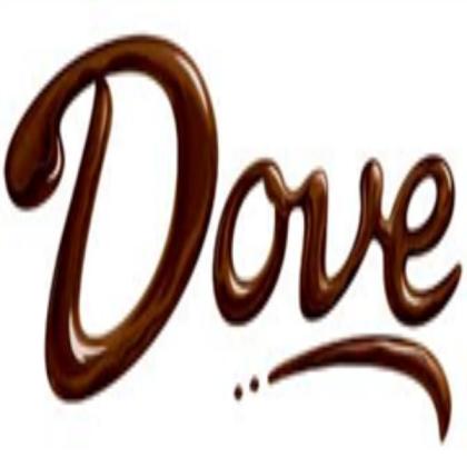Dove Chocolate Logo.