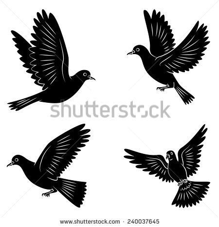 Flying dove clip art Free vector for free download about (13) Free.