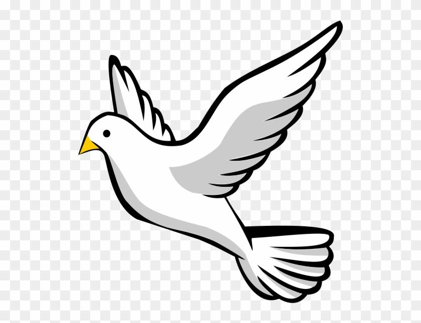 Peace Dove Clipart Holy Spirit.
