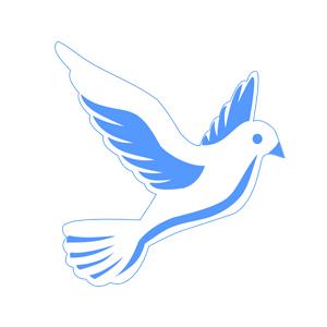 Dove clipart, cliparts of Dove free download (wmf, eps, emf, svg.