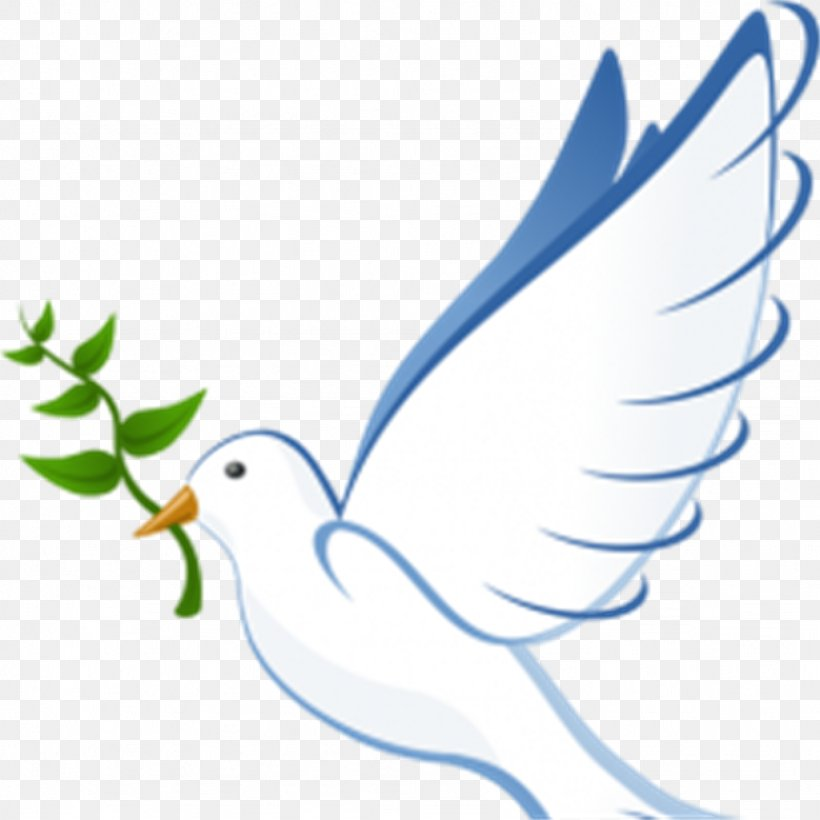 Pigeons And Doves Clip Art Email Doves As Symbols Peace, PNG.