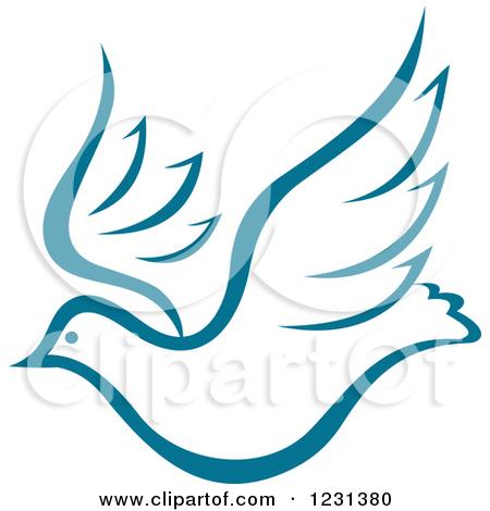 Dove Clipart Simple.