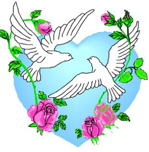 Free Wedding Doves Clipart, Download Free Clip Art, Free.