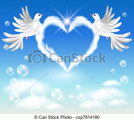 Doves Illustrations and Clip Art. 12,523 Doves royalty free.