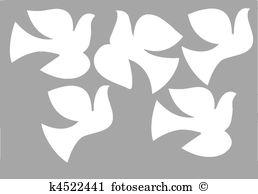 Dove vector Clip Art EPS Images. 20,753 dove vector clipart vector.