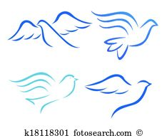 Flying dove Clip Art EPS Images. 5,136 flying dove clipart vector.