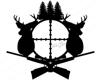 Collection of Hunting clipart.