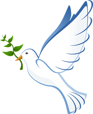 Dove, Peace, Flying, Freedom.
