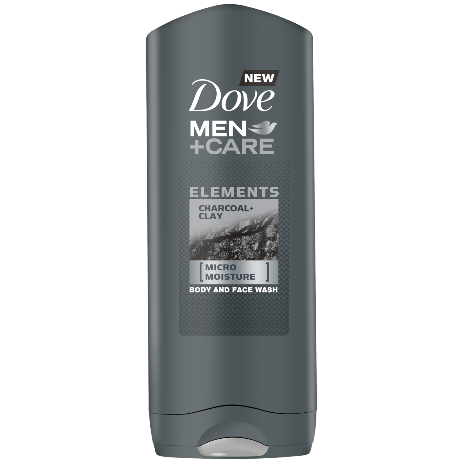 Men+Care Charcoal & Clay Body Wash.