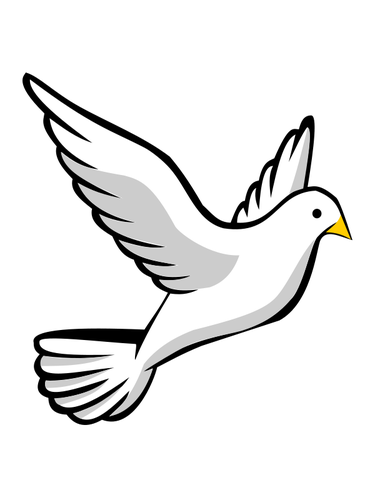 244 peace dove clipart free.