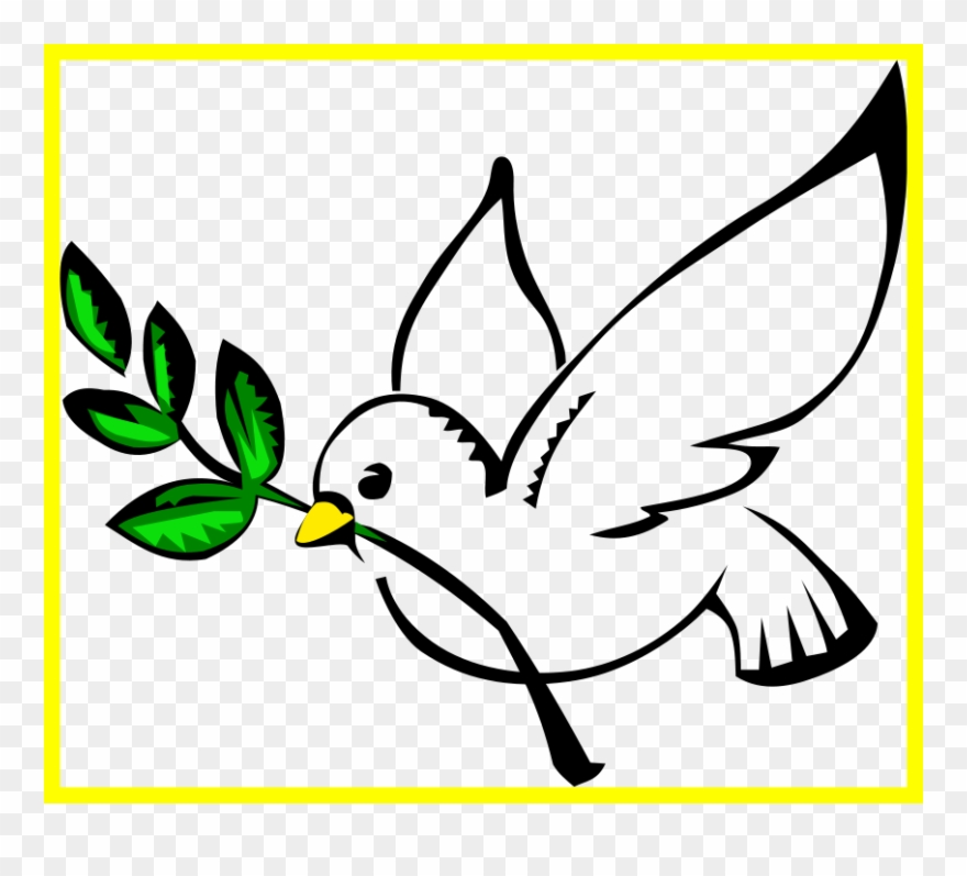 Doves Clipart Peace.