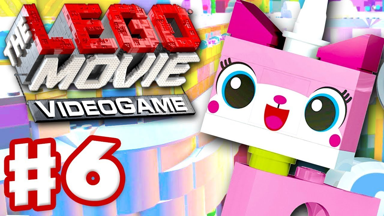 The Lego Movie Videogame.