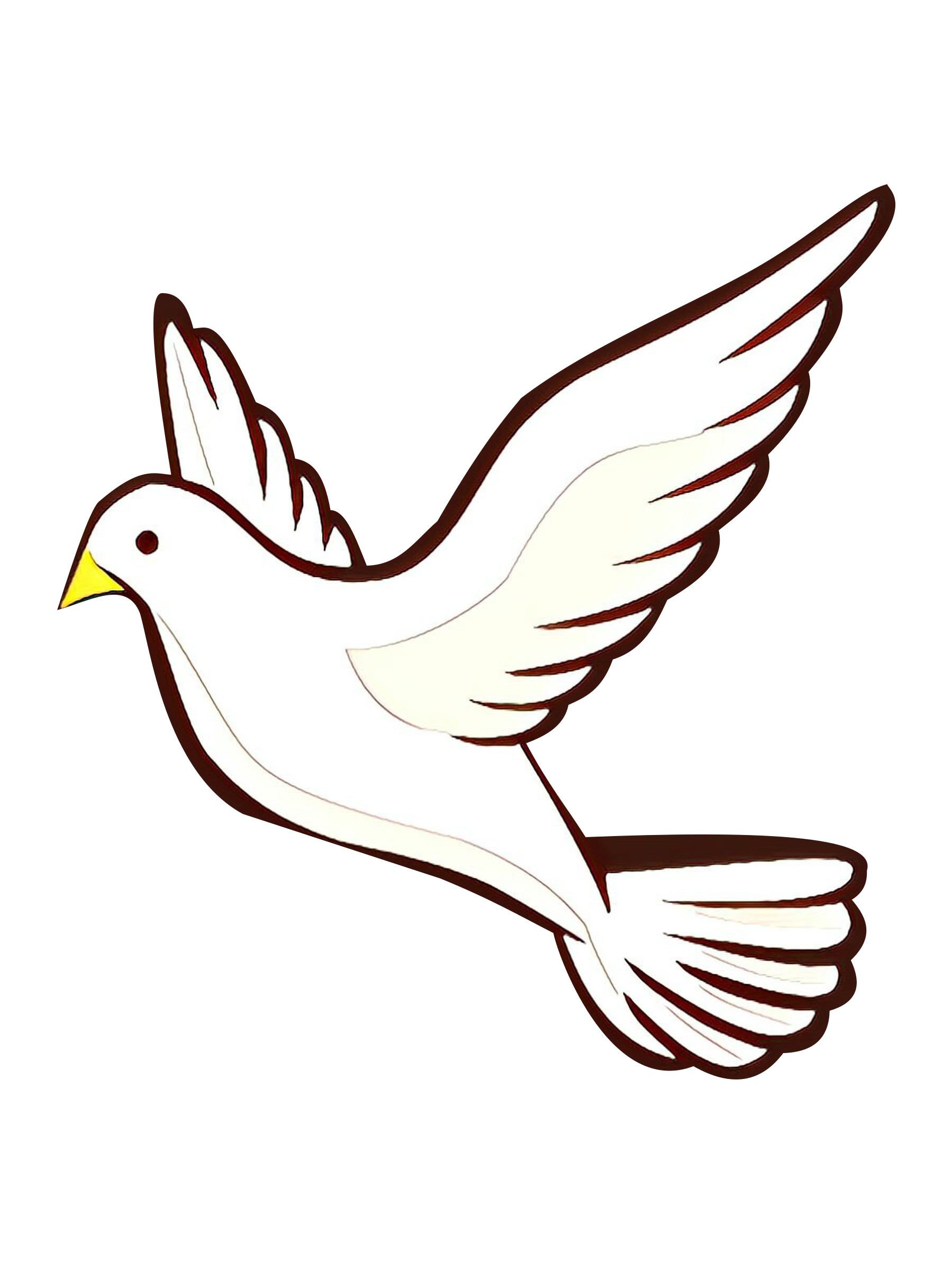 Clip art Portable Network Graphics Pigeons and doves Vector.
