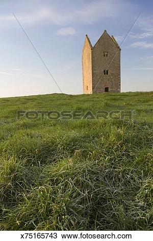 Stock Photo of Dovecote, Bruton, Somerset, England x75165743.