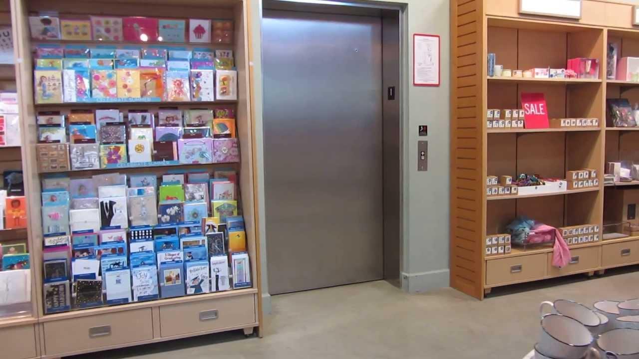 Dover Impulse Hydraulic Elevator @ Indigo Bookstore, North.