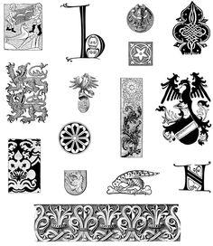 Nature Stencil Designs CD.