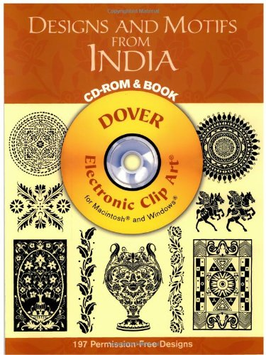 Download Designs and Motifs from India CD.