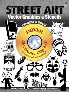 A Dover CD clip art book. (I really like all the Dover.