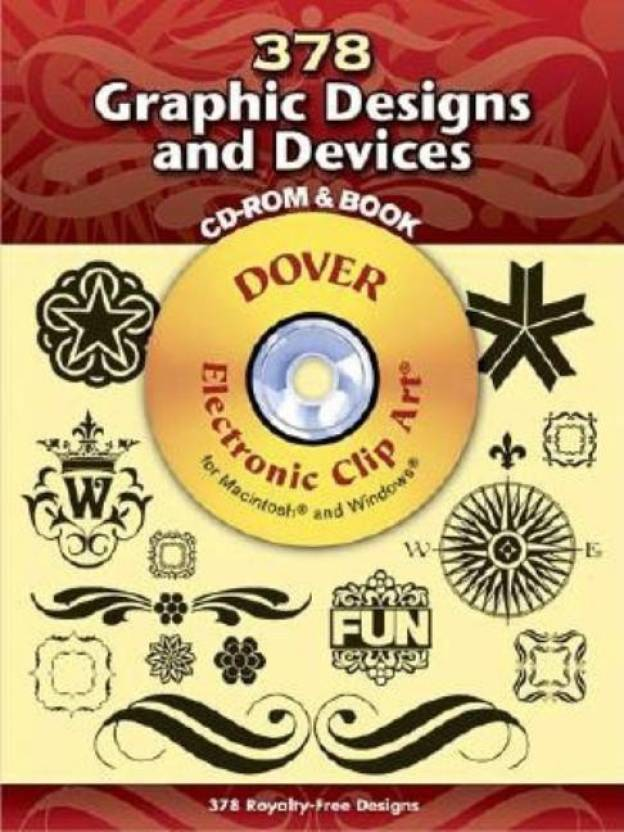 380 Graphic Designs and Devices (Dover Electronic Clip Art.