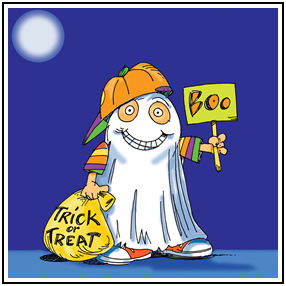 Free halloween free clip art and design samples from dover.