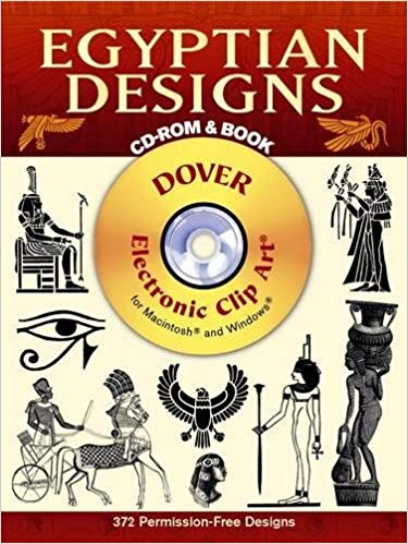 Egyptian Designs CD.