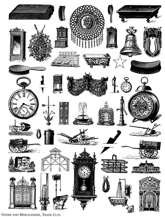 Free Printable \'Steampunk Clipart\'.
