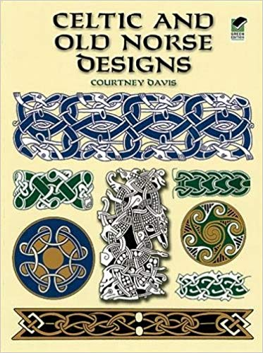 Celtic and Old Norse Designs (Dover Pictorial Archive): Courtney.