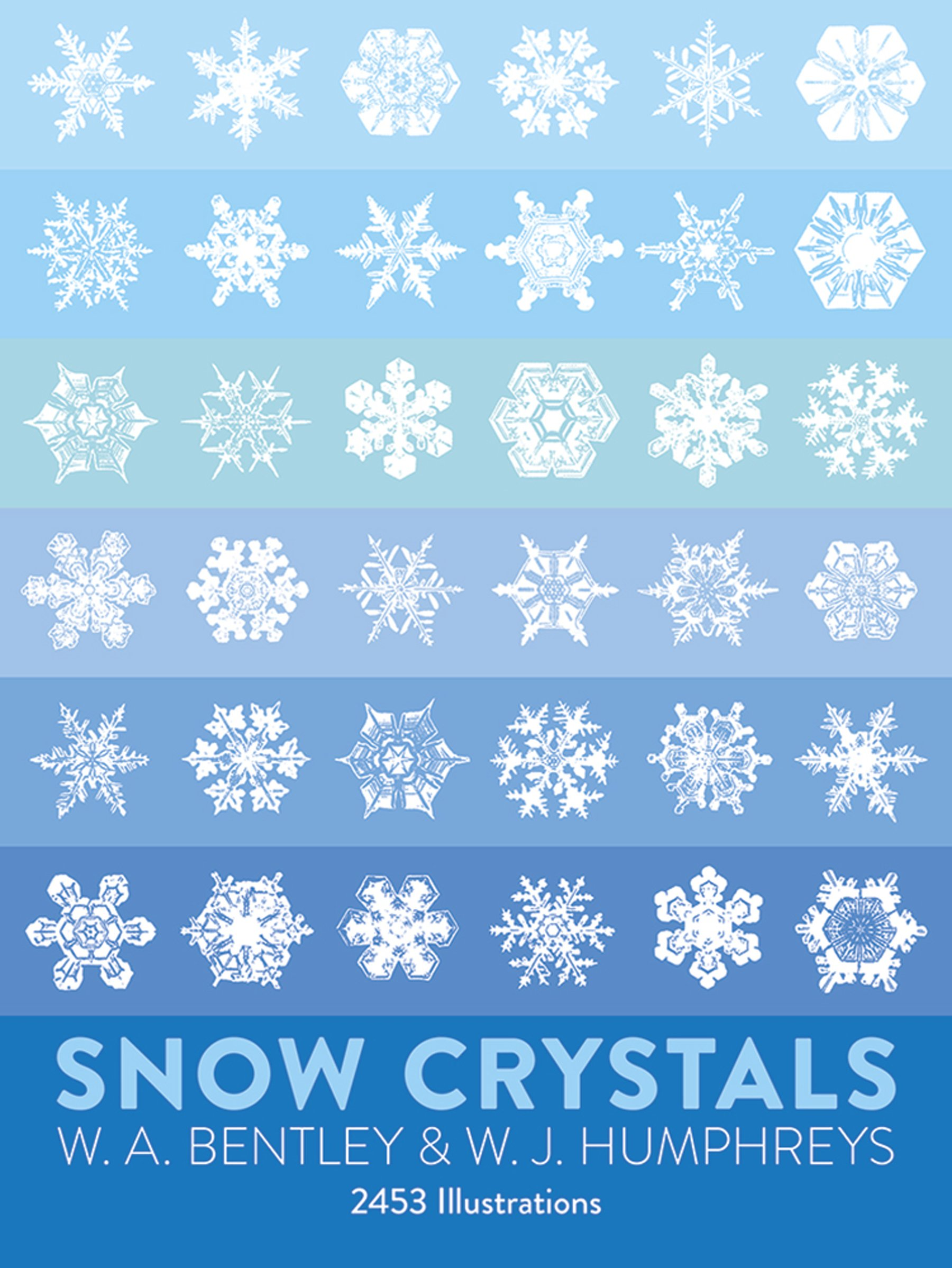 Snow Crystals (Dover Pictorial Archive): W. A. Bentley, W. J..