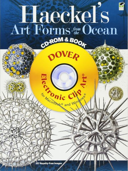 Haeckel's Art Forms from the Ocean CD.