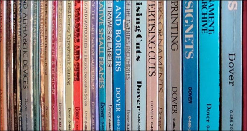 Dover Books Clip Art.