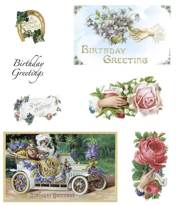 Treasury of Greeting Card Designs CD.