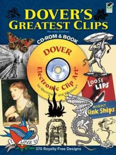 Dover Publications Clip Art.