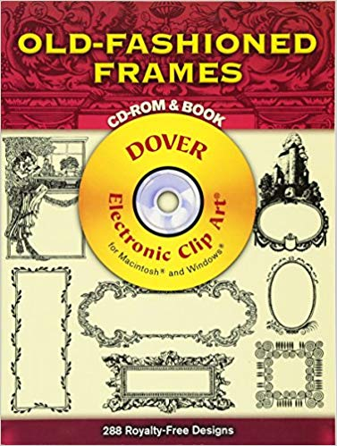 dover publications free clip art #5