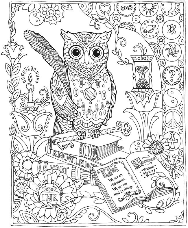 91 best images about COLORING PGS & BOOKS on Pinterest.