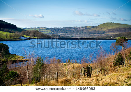 Saddleworth Stock Photos, Royalty.